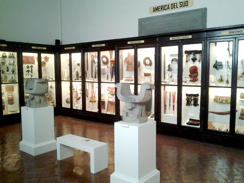 Sistema Museale Di Ateneo – Museo di Antropologia